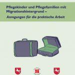Foto der Broschüre Pflegekinder und Pflegefamilien mit Migrationshintergrund