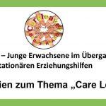 Foto Titelblatt Informationen für Jugendliche in stationäre Erziehungshilfe und danach