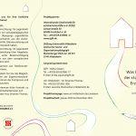 Bildausschnitt Vorderseite Flyer Was kommt nach der Jugendhilfe