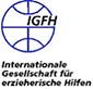 Logo Internationale Gesellschaft fuer erzieherische Hilfe (IGFH)