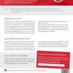 Vorschau factsheet Shelter